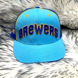 MLB Milwaukee Brewers Collection Baseball Cap